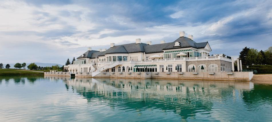 Golfclub Fontana Hochzeitslocation In Niederosterreich