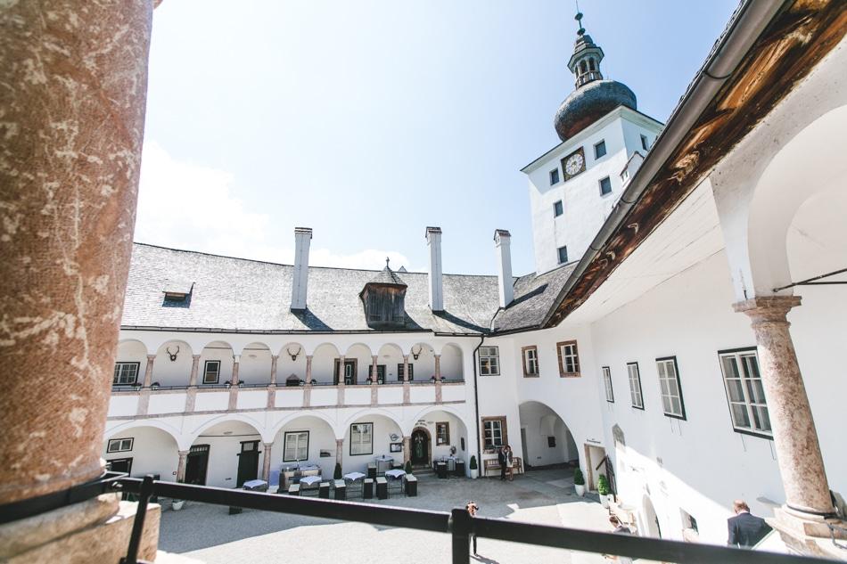 Klostersaal   Traunkirchen oberoesterreich