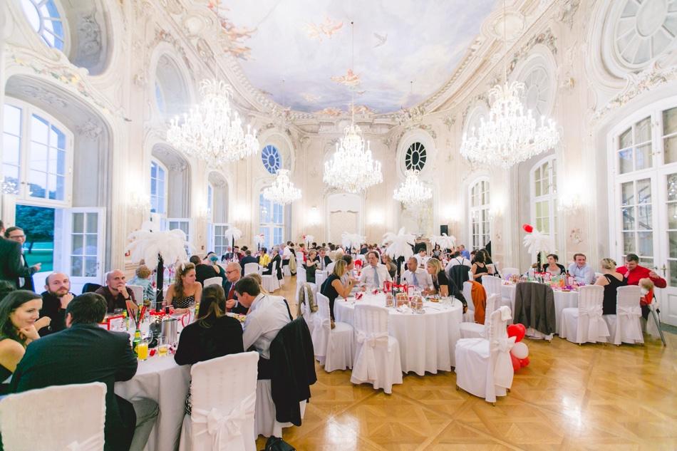 Conference Center Schloss Laxenburg Hochzeitslocation