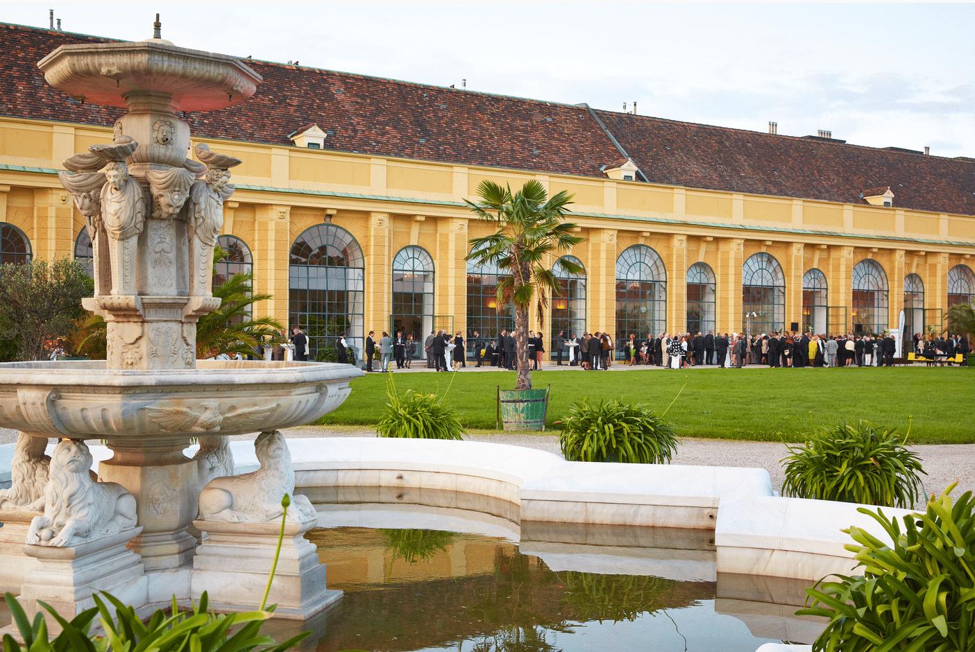 Orangerie Schönbrunn wien