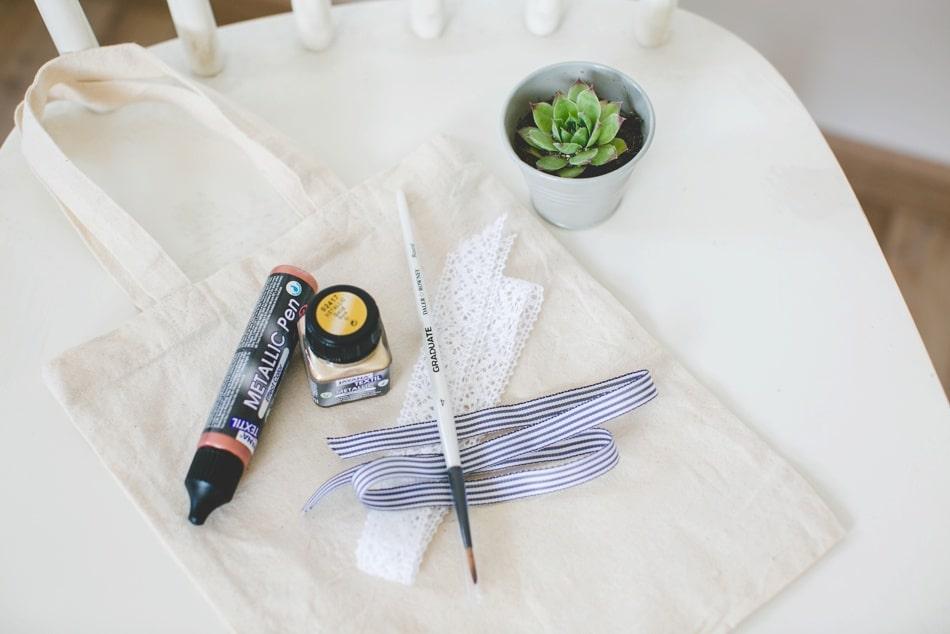 DIY Bridesmaids Bag tipps tricks