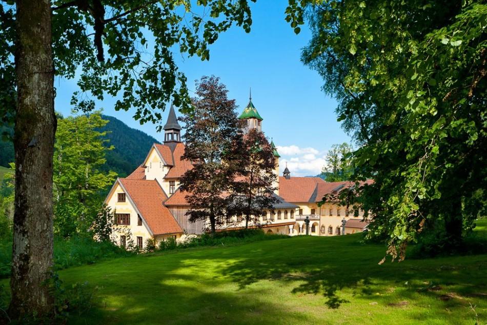 Naturhotel Schloss Kassegg steiermark