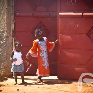 Afrika   Tag 2 reisen