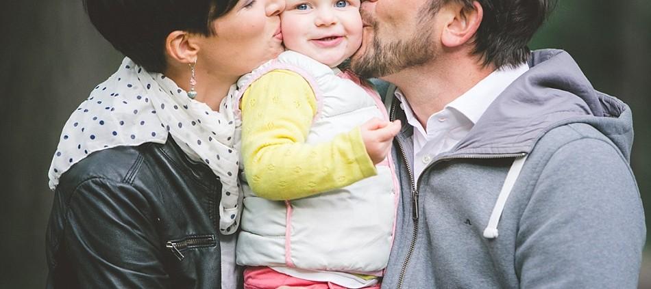 Familienfotos mit Elisa familien
