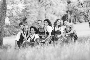 Familienfotos OÖ familien
