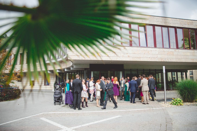 Hernstein Hochzeit - Location outdoor