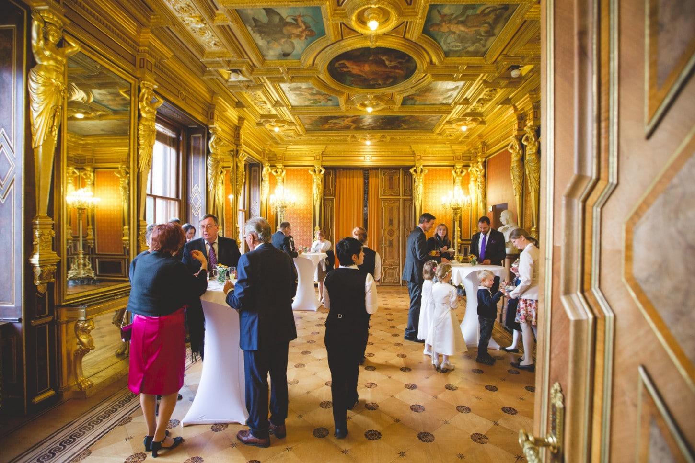 Hernstein Hochzeit - Location - Prunksaal