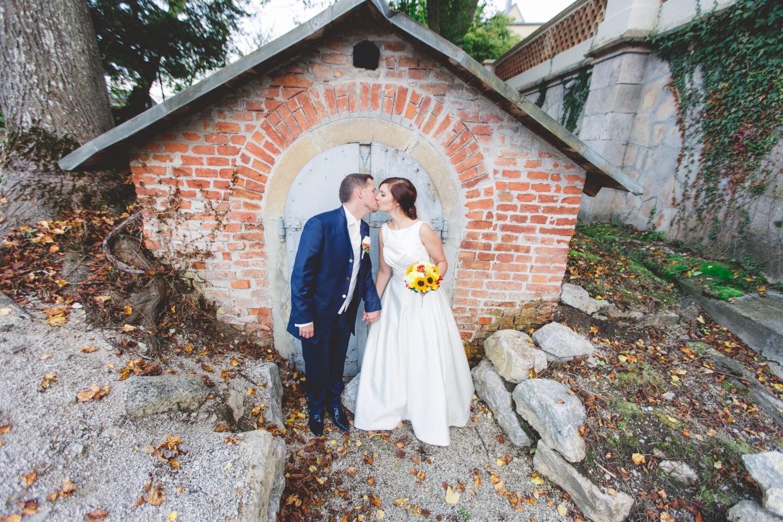 Hernstein Hochzeit - Paarshooting