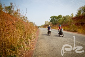 Afrika   Tag 6 reisen