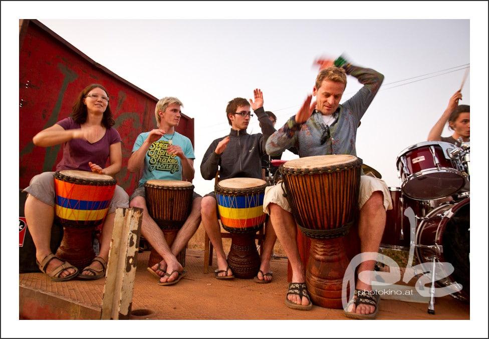 Afrika   Tag 8 reisen