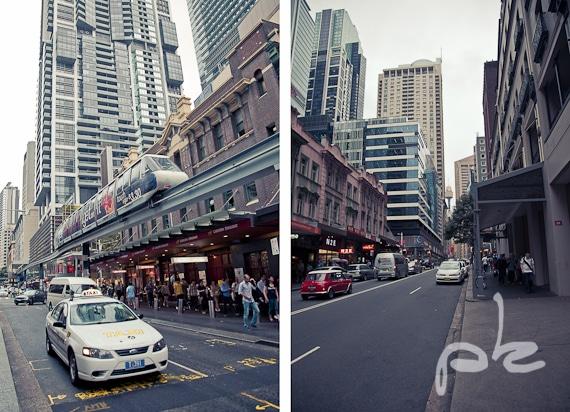 Welcome to Sydney  reisen