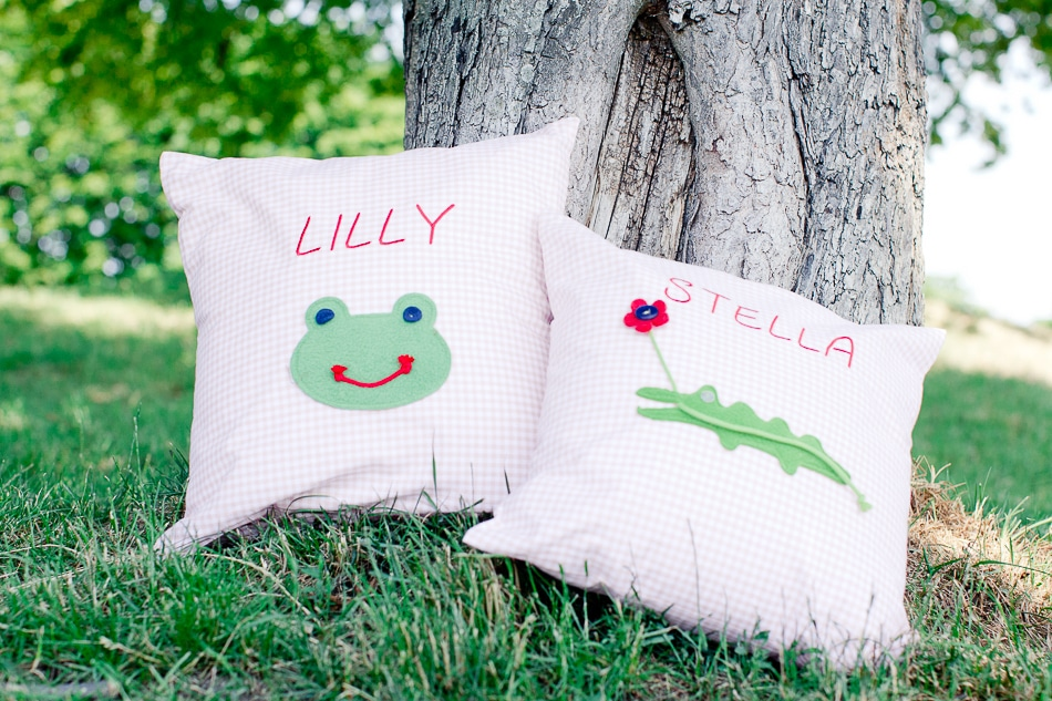 Lilly & Stella familien